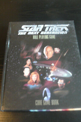 Star Trek The Next Generation Role Playing Game Core Game Book