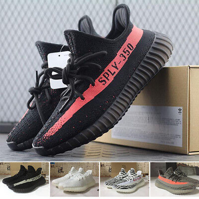 BRAND NEW Yeezy-Boost 350 V2 Sneakers Trainers Fitness Sports Running Shoes AU