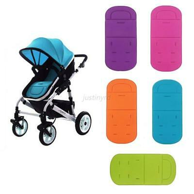 Baby Stroller Pram Pushchair Liner Pad Cover Mat Car Seat Chair Cushion Thick UK