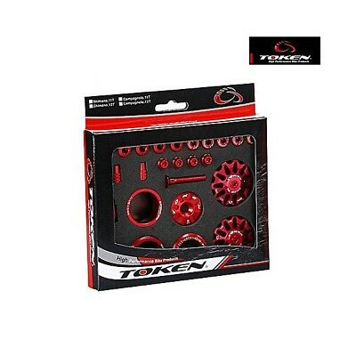 Token Bling Box for Campagnolo - Red - 11T
