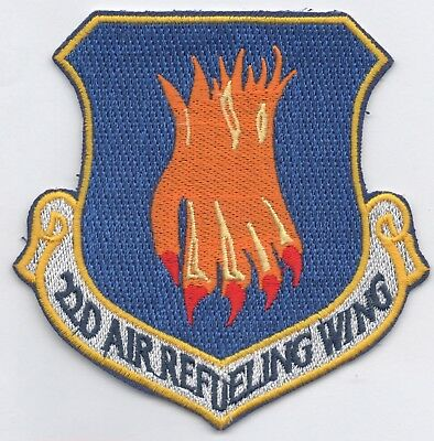 US Air Force 22 Air Refuelling Wing patch