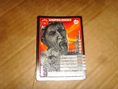 Doctor Who Collectors Card Weeping Angels Monster Invasion Ultra Rare