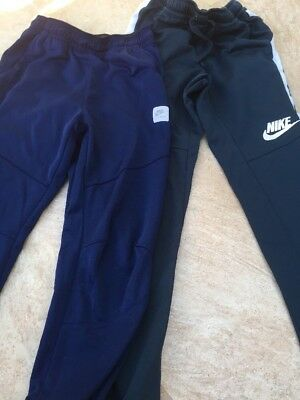 Two Pairs Boys Nike Joggers Age 12-15