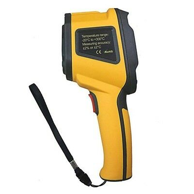 Precision Protable Thermal Imaging Camera Infrared Thermometer Imager HT-02 WA