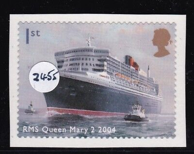SG2455 Ocean Liners, 1st NVI, S/A, MNH(1)