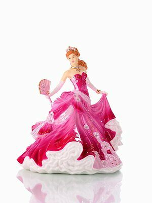 English Ladies Company Sweet Romance Doll Figurine New And Boxed