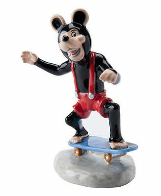 John Beswick Beano And Dandy Figurine Biffo The Bear Jbbd4 New And Boxed