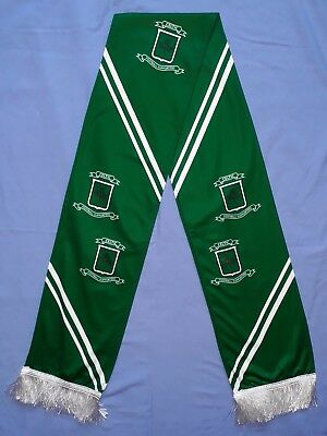 Glasgow Celtic Fc  Supporters Scarf