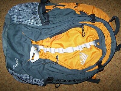 Kelty Backpack, Redwing 2650, Yellow & Gray *nice*