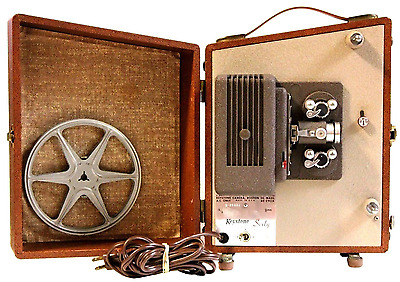 Vintage Keystone Sixty 8mm Movie Projector