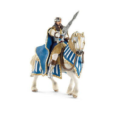 Schleich 70119 Griffin Knight King On Horse (Knights) Plastic Figure