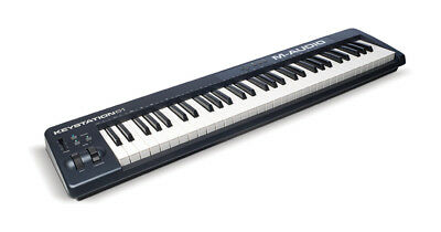 M-Audio Keystation 61 II MIDI Controller Keyboard (NEW)