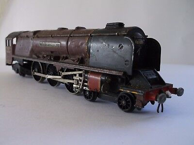 """HORNBY DUBLO(2-RAIL)""""CITY OF LONDON""""No46245 TO RESTORE.UNBOXED."""