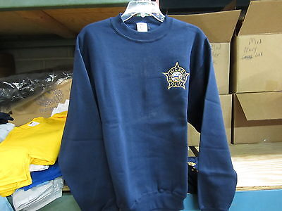 CHICAGO  POLICE CREWNECK SWEATSHIRT  medium