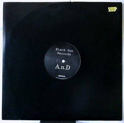 "Untitled 12"" (TECHNO)  by A.n.D."