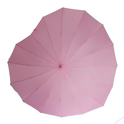 Soake Boutique Heart Umbrella - Pink
