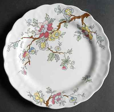Booths CHINESE TREE Salad Plate 37971