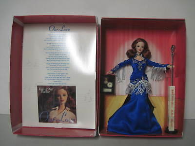 1998 RISING STAR BARBIE GRAND OLE OPRY COLLECTION EDITION #2 MATTEL 17864 w/CD