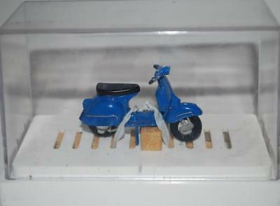 Model Road Reproductions - Vespa Gs160 Motor Scooter - Blue