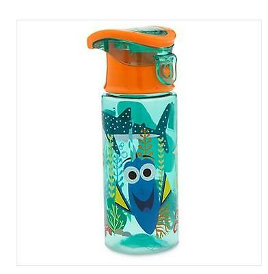 New Disney Finding Dory Small Water Bottle With Spill Proof Lid and Carry Handle