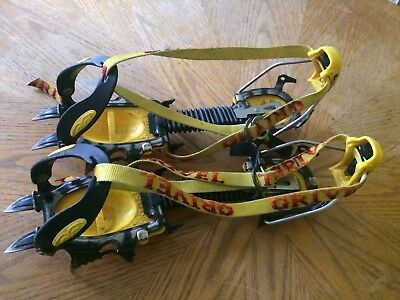 Grivel Air Tech Newmatic Crampons