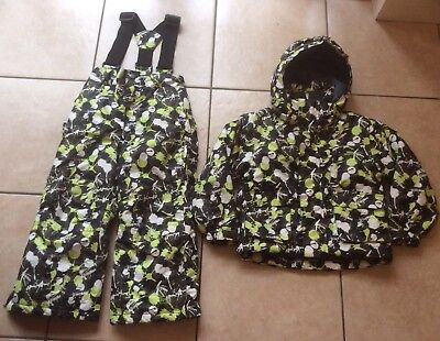 Trespass Child's Ski Jacket & Salopettes Ski Suit - Age 2-3 Years