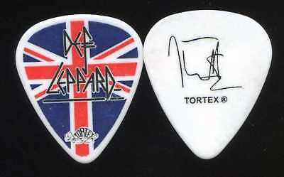 DEF LEPPARD 2009 World Tour Guitar Pick!!! JOE ELLIOTT custom concert stage Pick