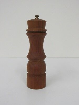 Danish Nissen Modern Quistgaard Denmark Dansk Salt and Pepper Mill Teak #7