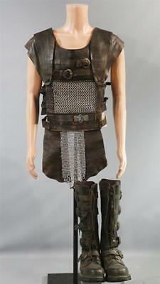 Sleepy Hollow Orion Max Brown  Screen Worn Armor & Boots Ep 212