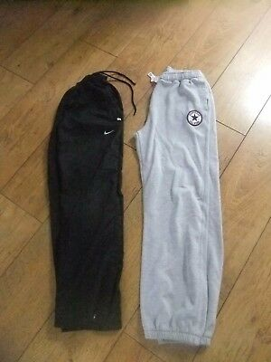 Boys Converse Allstar Nike Tracksuit Bottoms Age 12-13 Years