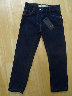 FIRETRAP boys dark blue denim straight leg jeans AGE 6-7 YEARS BNWT NEW
