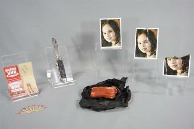 Orphan Black Sarah Manning Tatiana Maslany Screen Used Pictures & Wound Kit 501