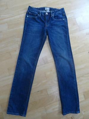 GAP boys blue denim skinny fit stretch jeans AGE 12 YEARS EXCELLENT