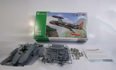 SPECIAL HOBBY 32050 T-33A T-Bird Over Europe (USAF/Luftwaffe) in 1:32