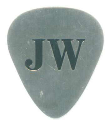 The Eagles Joe Walsh 2008 Long Road Out Of Eden Tour Stainless Steel Guitar Pick
