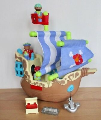 E.l.c Happyland Pirate Ship.
