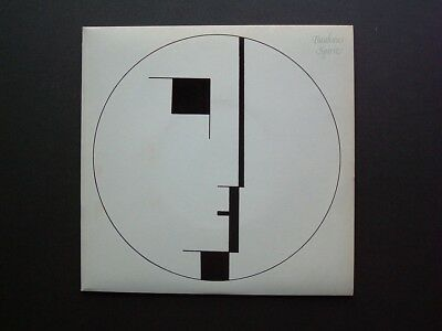 "BAUHAUS - SPIRIT / Terror Couple - 1982 Original 7"" Vinyl Single - Ex / Ex"