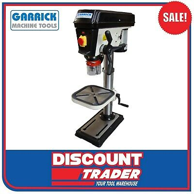 Garrick Herbert 550W Industrial Workshop Bench Drill 20mm - DB20
