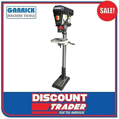 Garrick Herbert Industrial Workshop Pedestal Drill 20mm - DP20