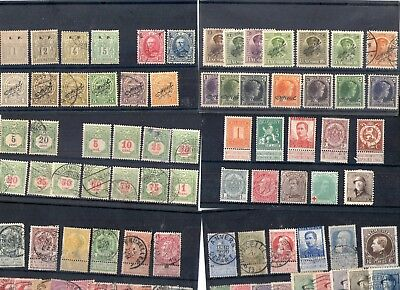 #323 EU Europe misc collection M/U on 22x cards + censor labels