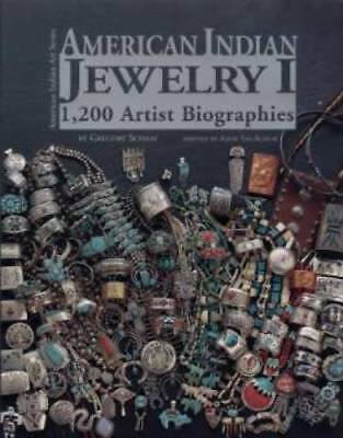 Native American Indian Art Jewelry Collector Guide - 1,200 Artist Biographies