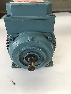 ABB electric MOTOR 3 phase INDUCTION MOTOR MBT71B 14