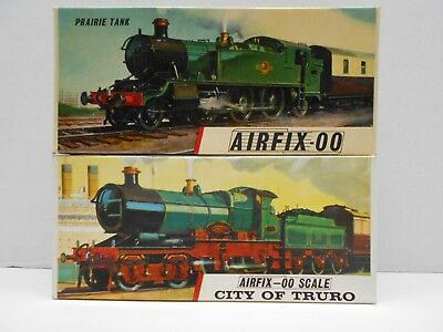 Airfix, Oo Scale, British, Locomotive Kits, Vintage, Nib, 2 Kits