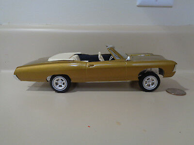 EXC BUILT MODEL CUSTOMIZED KIT CAR, 1960's CHEVY SUPER SPORT, SHOW QUALITY