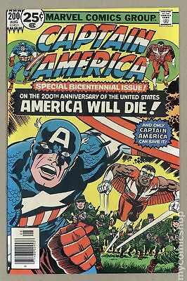 Captain America (1968 1st Series) #200 VF 8.0