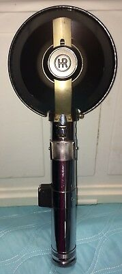 "Heiland Research 3 Cell Graflex Graflite STAR WARS LIGHT SABER with 6"" Dish"