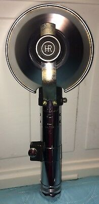"Heiland Research 2 Cell Graflex Graflite STAR WARS LIGHT SABER with 6"" Dish"