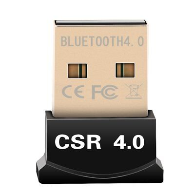 Mini USB Bluetooth 4.0 Adapter Dual Mode Wireless Dongle Voice Data CSR4.0+EDR