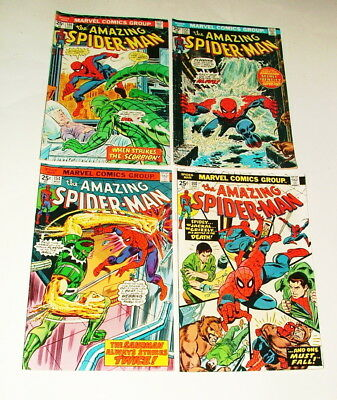 % 1970's The Amazing Spider-Man  Comic Book Collection Lot H-14