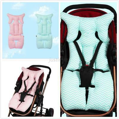 Infant Baby Stroller Pram Pushchair Liner Pad Cover Mat Car Seat Chair Cushion